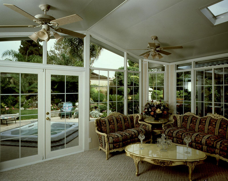 Gabled Eave Enclosures Arizona Enclosures And Sunrooms