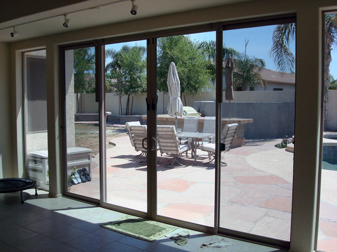 Home arizona enclosures and sunrooms for Porch windows and doors