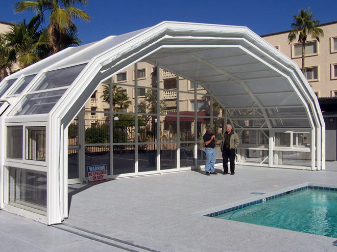 Construction Tents Enclosures : Home arizona enclosures and sunrooms