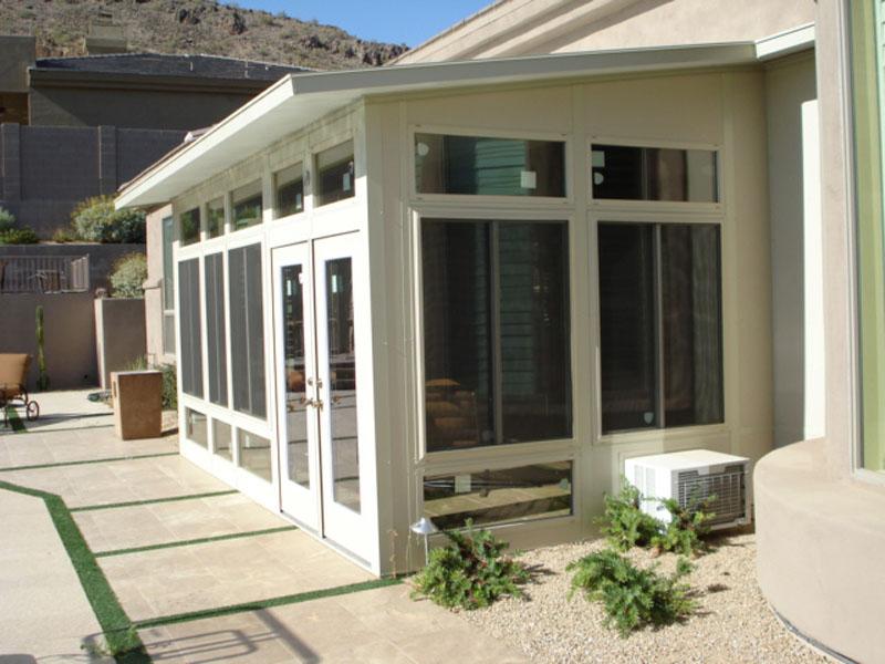 Modular Sun room - Peoria Arizona